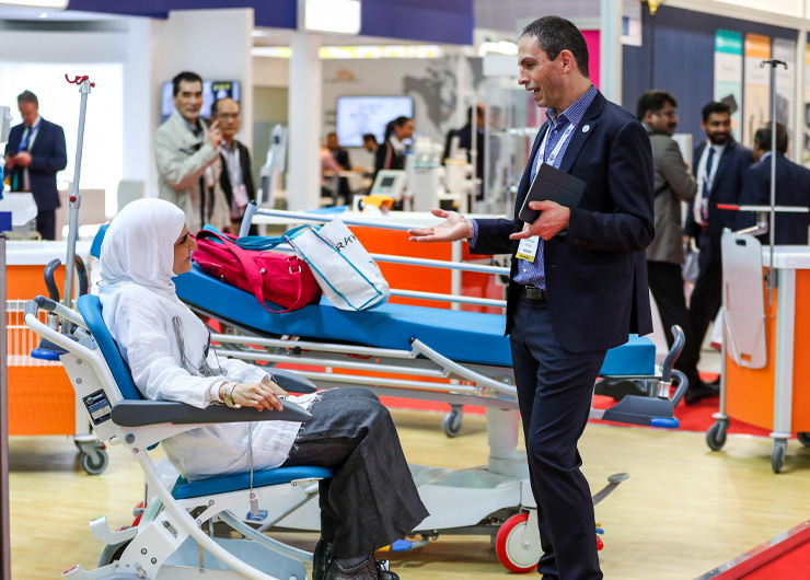 Expo Stand Egitto : North africa health 2019 visit the largest medical exhibition in